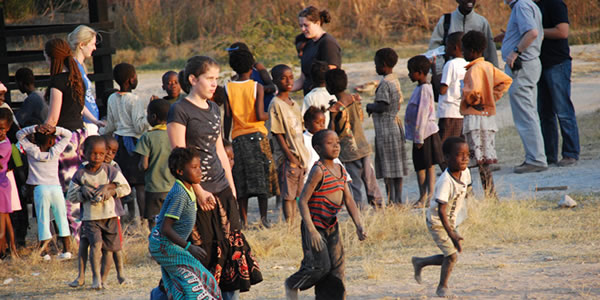 Photo of Teams working in Zambia